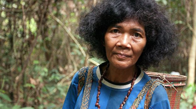 Many Orang Rimba feel their culture and religion are not respected by the wider population