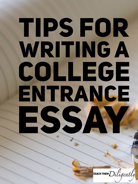 tips for writing a college entrance essay teach them diligently brainstorm a creative way to link your personality traits to the essay question be sure to fully answer their prompt while also making a distinction