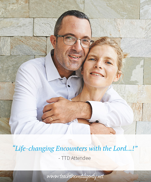 Life Changing Encounters With The Lord