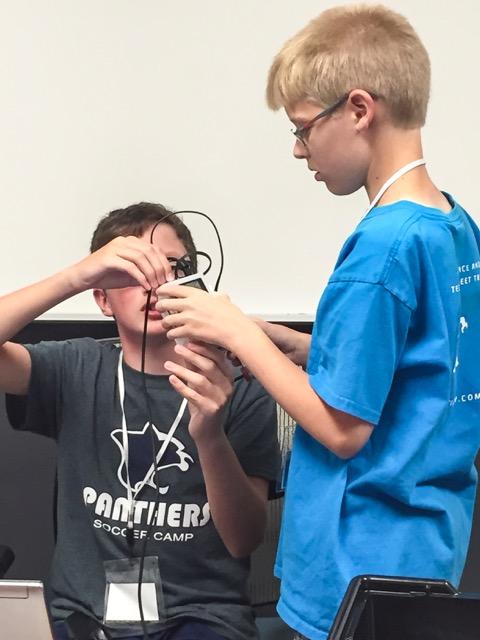 Robotics Program Boys