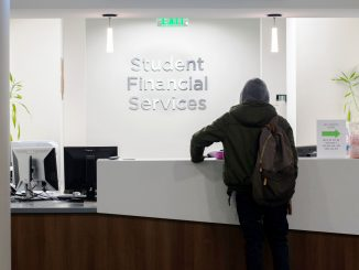 Student Financial Services underwent $2.2 million of renovations to its facilities last year, but still struggles to meet students' demands. | JAMIE COTTRELL / THE TEMPLE NEWS