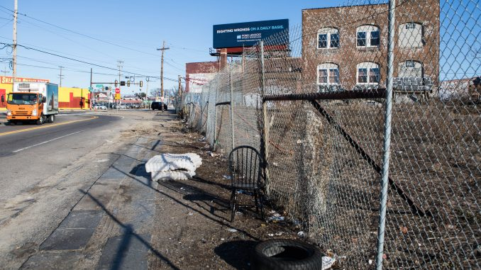 Temple will build a $10 million marijuana research facility, despite city and state officials asking university administrators to consider building it near Erie Avenue and 2nd Street, which is currently the site of an abandoned warehouse. | SYDNEY SCHAEFER / THE TEMPLE NEWS