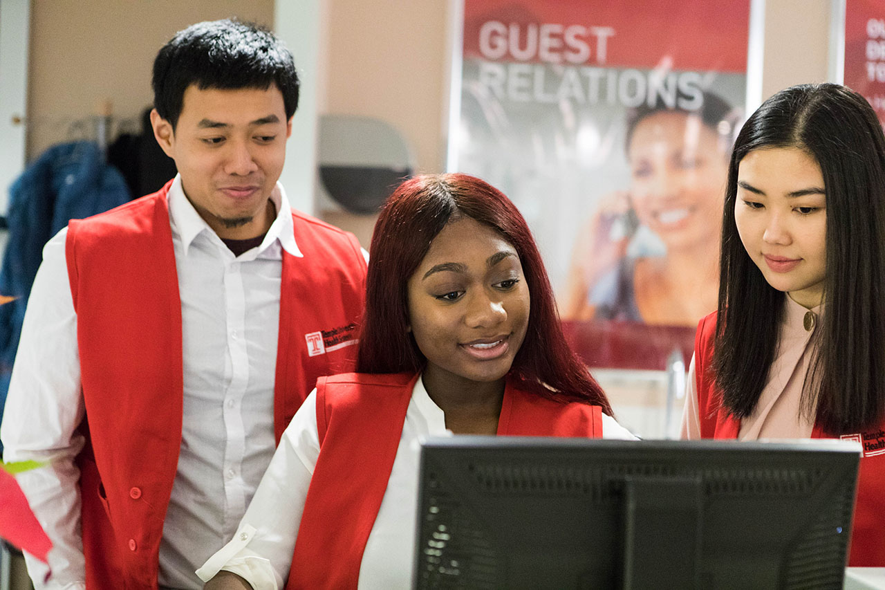 Tuh Interns Learn Patient Empathy The Temple News