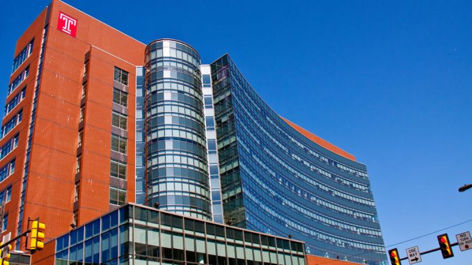 The Temple University School of Medicine received a grant to help prevent damage after a heart attack. ( HUA ZONG / TTN )