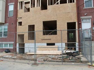 Construction projects near campus were the subject of a report by the city controller in October, which highlighted a lack of respect for residents.   CINDY STANSBURY / TTN