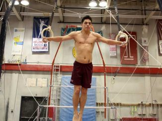 The men's gymnastics team has circulated an online petition that has more than 12,700 signatures | KELSEY DUBINSKY / TTN