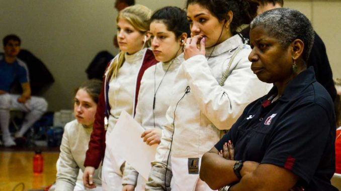 The fencing team makes no move at the end of this season. The Owls are one of three teams not becoming members of the American Athletic Conference.   DANIEL PELLIGRINE / TTN