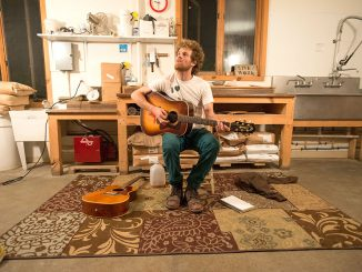 Chadwick Stokes tours the country playing living room concerts. | Courtesy RYAN MASTRO