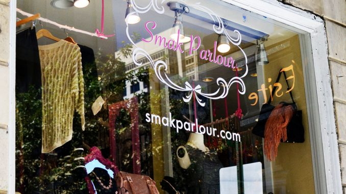 Smak Parlour, specializing in women's fashion, added two new locations. Its original location ia located at 219 Market St. | Skyler Burkhart TTN