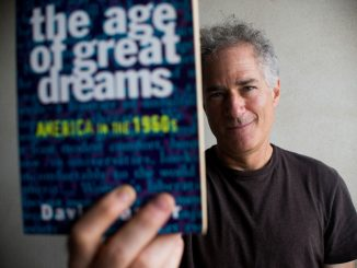 David Farber, a professor who teaches Recent American History, assigns students his books. | AIbi Reimold TTN