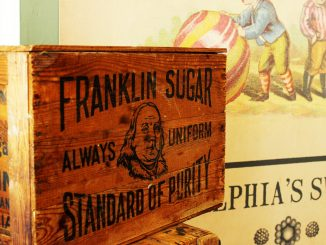 """""""Oh Sugar!"""" tells Philadelphia's candy history story through artifacts and exhibits. 