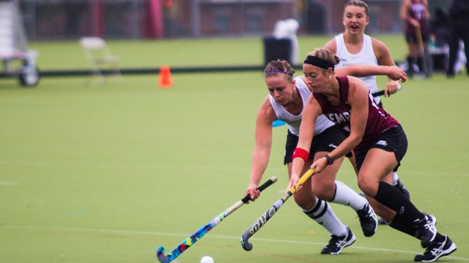 The Owls beat Providence last weekend 3-1 at Geasey Field. The field hockey team is ranked No. 17 in the nation and is tied for third in the Big East. | Andrew Thayer TTN