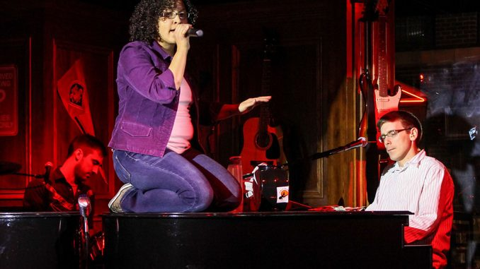 Howl at the Moon, a dueling piano bar, opened on Oct. 4 of this year and offers unique live music.   Kelsey Stanger TTN
