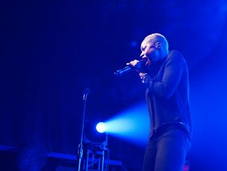 Fitz and the Tantrums showed off its lively stage presence on Nov. 1 | Andrew Thayer TTN