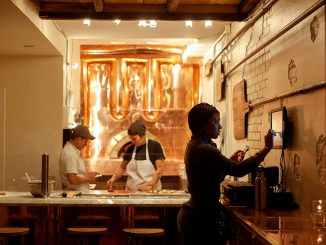 Nomad Pizza opened its fourth location on Locust Street in September. The organization has two Philly locations, a Jersey shop and a pizza truck. | Alex Udowenko TTN