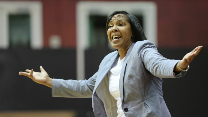 Tonya Cardoza is without four eligible student-athletes from last season, including would-be sophomore Sally Kabengano, who is no longer enrolled at Temple. | Hua Zong TTN