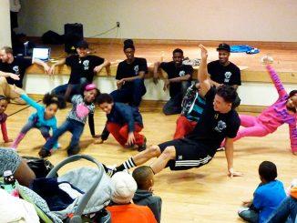 Hip Hop Fundamentals teaches academic through breakdancing. | Courtesy AARON TROISI