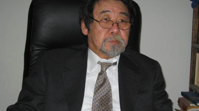 Shigenori Nagatomo hopes to establish a new course about meditation. | courtesy SHIGENORI NAGATOMO