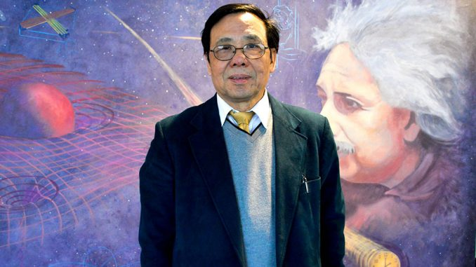 Physics professor Rongjia Tao published a theory that building three 1,000 foot walls in the Mid-West would prevent the type of weather that causes billions of dollars in damage every year. | Sash Schaeffer TTN
