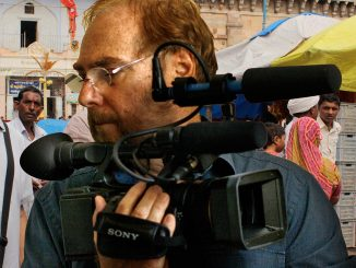 """Warren Bass is filming """"The Urban World"""" in Ahmedabad, India. The city is the country's fifth largest and an urban environment setting for his project. 