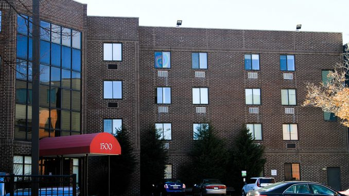 Elmira Jeffries apartment complex is in a state of flux after students were sent an email advising them not to book rooms through Temple housing, while the administration said they are still in negotiations with the building's owners for a new contract. | Taylor Spicer TTN