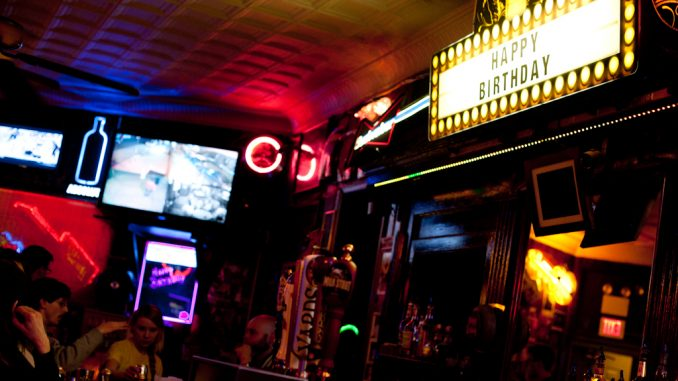 """Lou Capozzoli named Ray's Happy Birthday Bar at 1200 E. Passyunk Ave. after his father's habit of wishing all the customers a """"happy birthday.""""