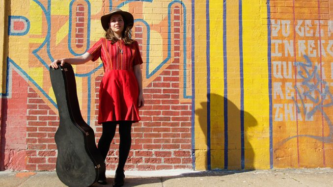 Singer-songwriter Gretchen Lohse was formerly the lead singer of folk rock group Yellow Humphrey. She has since gone solo and is currently working on her second album. | Darragh Dandurand Friedman TTN