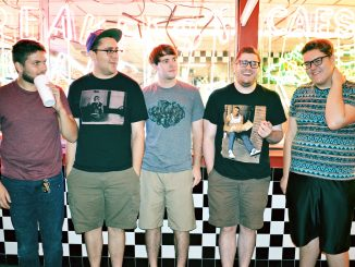 Members of the five-piece band, Uncle/Father Oscar, are entering the emo-punk band scene in Philadelphia with a new split with A Day Without Love. Jared Whalen   TTN