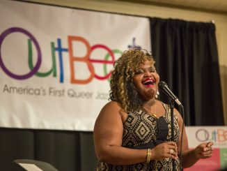 OutBeat was the first jazz festival of its kind. It was hosted by the William Way LGBT Community Center. Kara Milsten | TTN