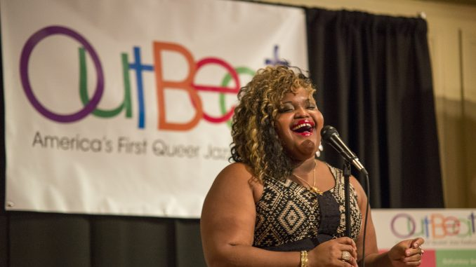 OutBeat was the first jazz festival of its kind. It was hosted by the William Way LGBT Community Center. Kara Milsten   TTN