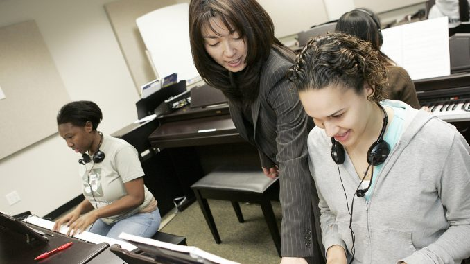 The Temple Music Preparatory Program, which began in 1968, offers various classes for the community. COURTESY TEMPLE MUSIC PREPARATORY PROGRAM