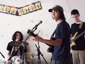 After starting out on Bandcamp, local musician Alex Giannascoli was recently featured in Rolling Stone and Pitchfork magazines. ALEX FRIEND   TTN