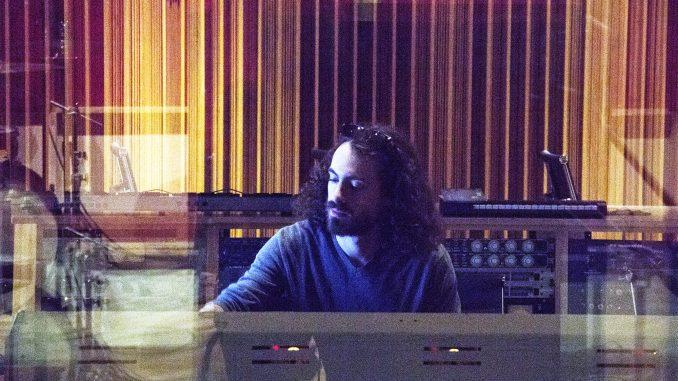 Alex Santilli, owner of Spice House recording studiio