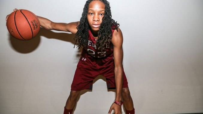 """Obviously, our past two years haven't been good ones, and that's not Temple basketball""- Tayonna Williams. Andrew Thayer 