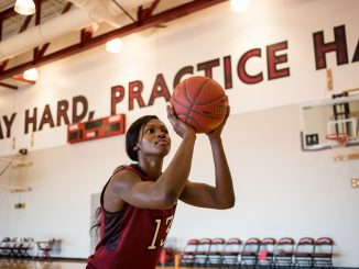 Junior guard Mama Traore transferred to Temple after spending two years at Burlington County College. Kara Milstein   TTN