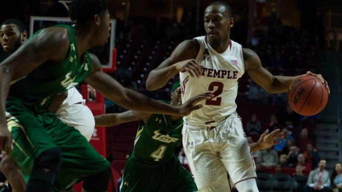 Senior guard Will Cummings had 12 points and three steals Thursday in his first game as a starter since Jan. 10, when he suffered a muscle strain in his left leg. | Donald Otto