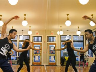 Roger Lee is the owner, choreographer, director and a dancer in Roger Lee Dance, LLC. | Margo Reed TTN