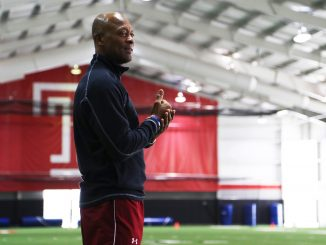 """I don't foresee those things ... under my watch. This is about what I want to do."" Elvis Forde 