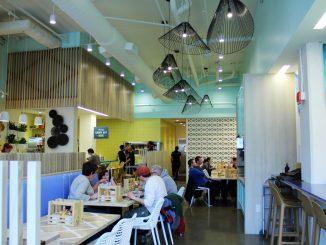 Iron Chef Jose Garces opened Buena Onda on March 16 in the Fairmount neighborhood.   Eamon Dreisbach TTN