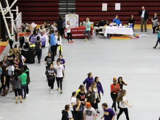 Temple's Relay for Life raised more than $50,000 for the American Cancer Society. The event was held in McGonigle Hall on April 10. | Ana Padilla TTN