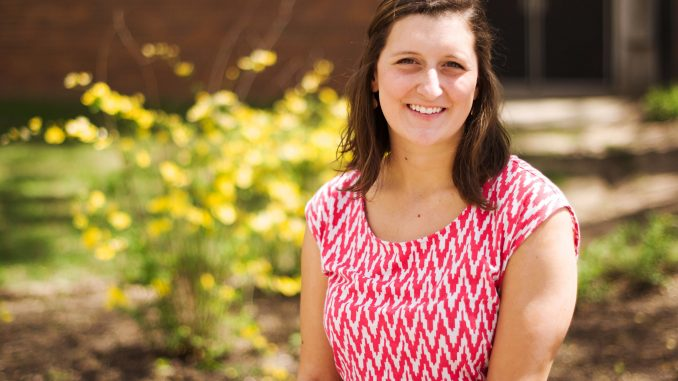 Senior Erika Koiva has wanted to live in New York City since a very young age.   Emily Dubin TTN