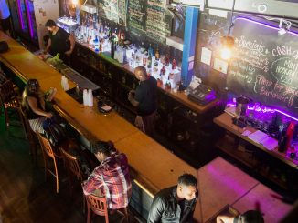 The Voltage Lounge consists of a Hookah lounge and bar, and is evolving into a thriving live music venue. | Greg Frangipani TTN