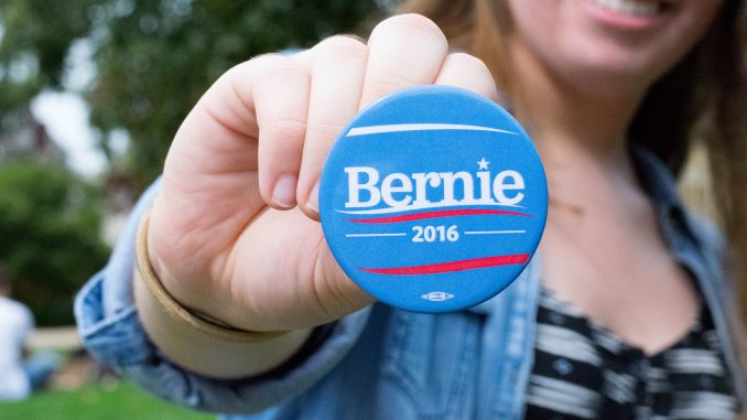 Temple Students for Bernie Sanders supports Sanders for the 2016 presidential race and hosts informational meetings about his campaign. | Ryan Kuna TTN