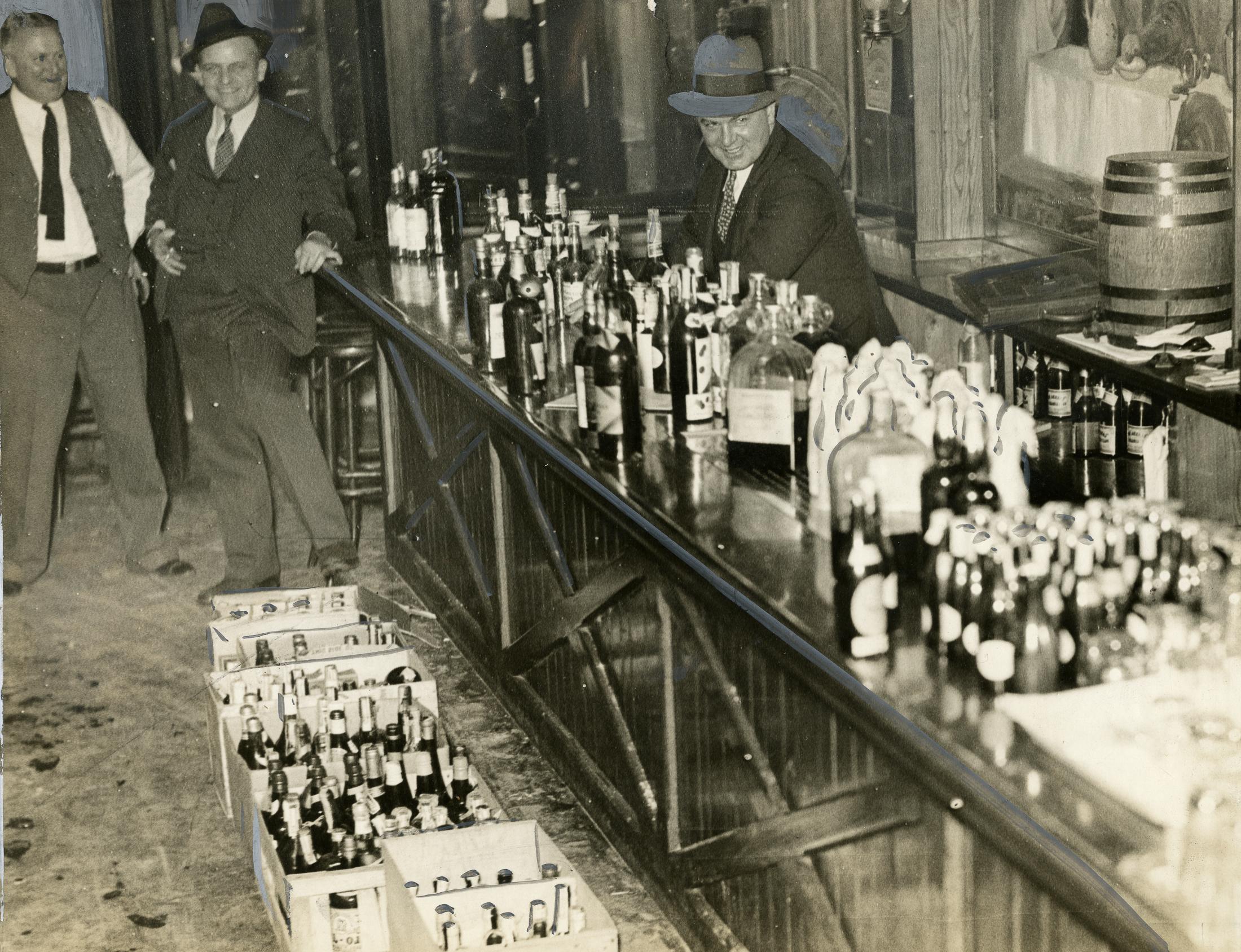 Philadelphia was 'wet as the Atlantic Ocean' in 1920s ...