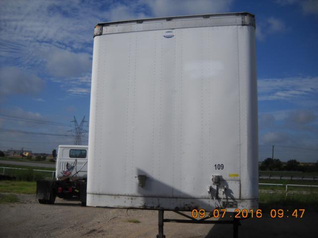 2000 Lufkin 53x102 air ride dry vans