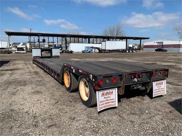 2013 Fontaine 40ton rgn, mechanical removable neck