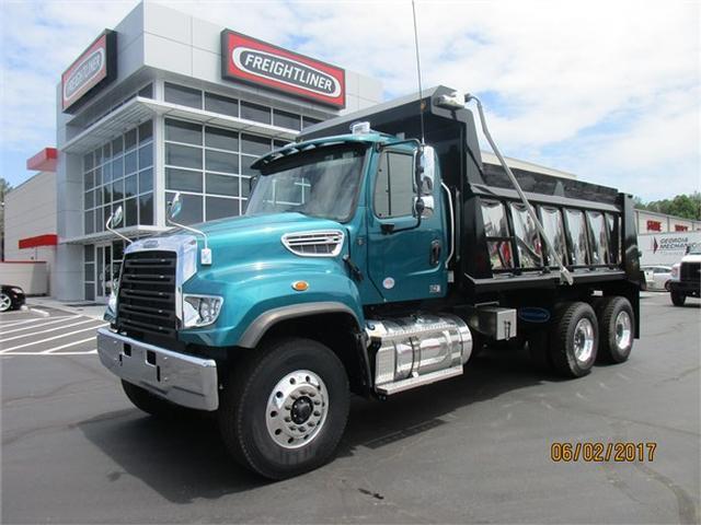 Peach State Freightliner >> 2018 Freightliner 114sd Dump Truck In Norcross Georgia