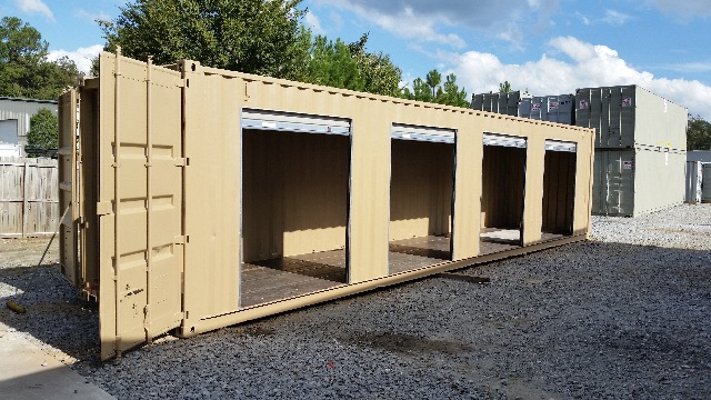 2010 Custom Containers Container Trailer In Lilburn