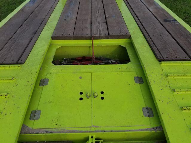 2020 Cozad 13 axle rear steer 90ton 62' deck steerable