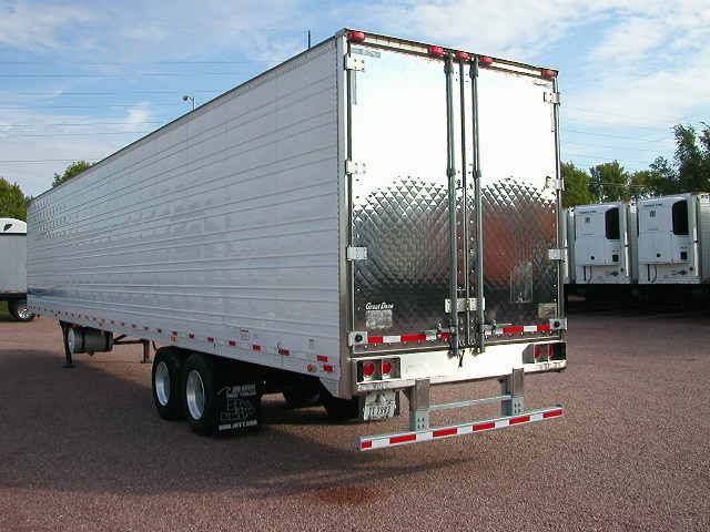 2011 Great Dane Super Seal Reefer Trailer In Council